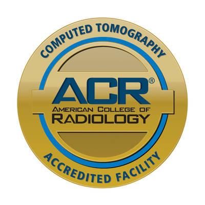 ACR Accreditation - Computed Tomography