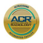ACR Accreditation - Ultrasound