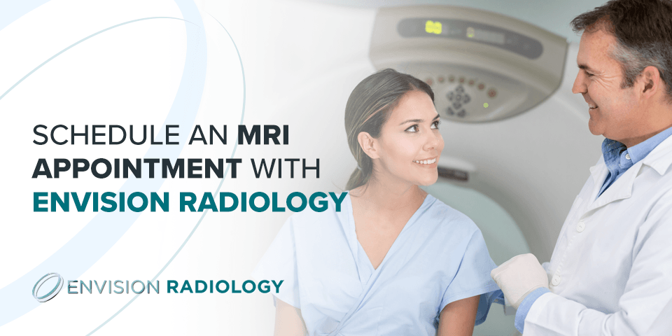 Schedule an MRI appointment