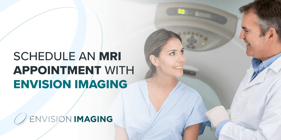 Schedule MRI with Envision Imaging