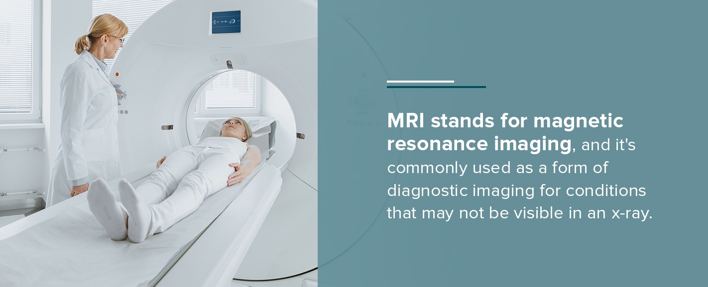 MRI Stands for Magnetic Resonance Imaging