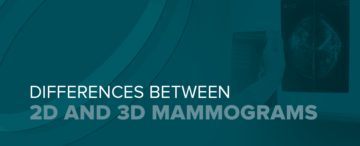 Differences Between 2D and 3D Mammograms