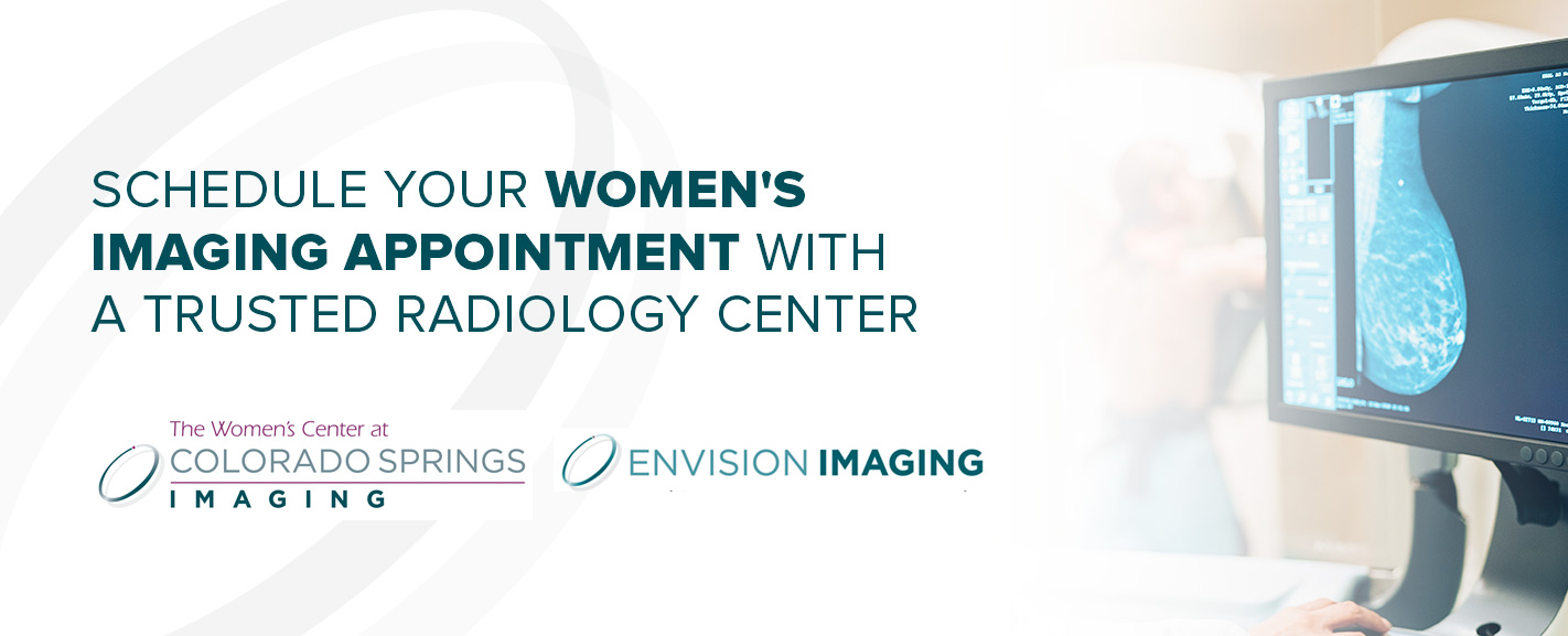 Schedule Your Women's Imaging Appointment