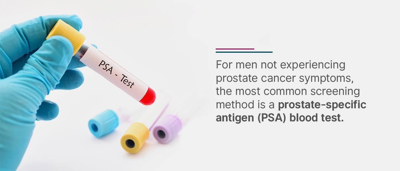 Prostate-Specific Antigen(PSA) blood test